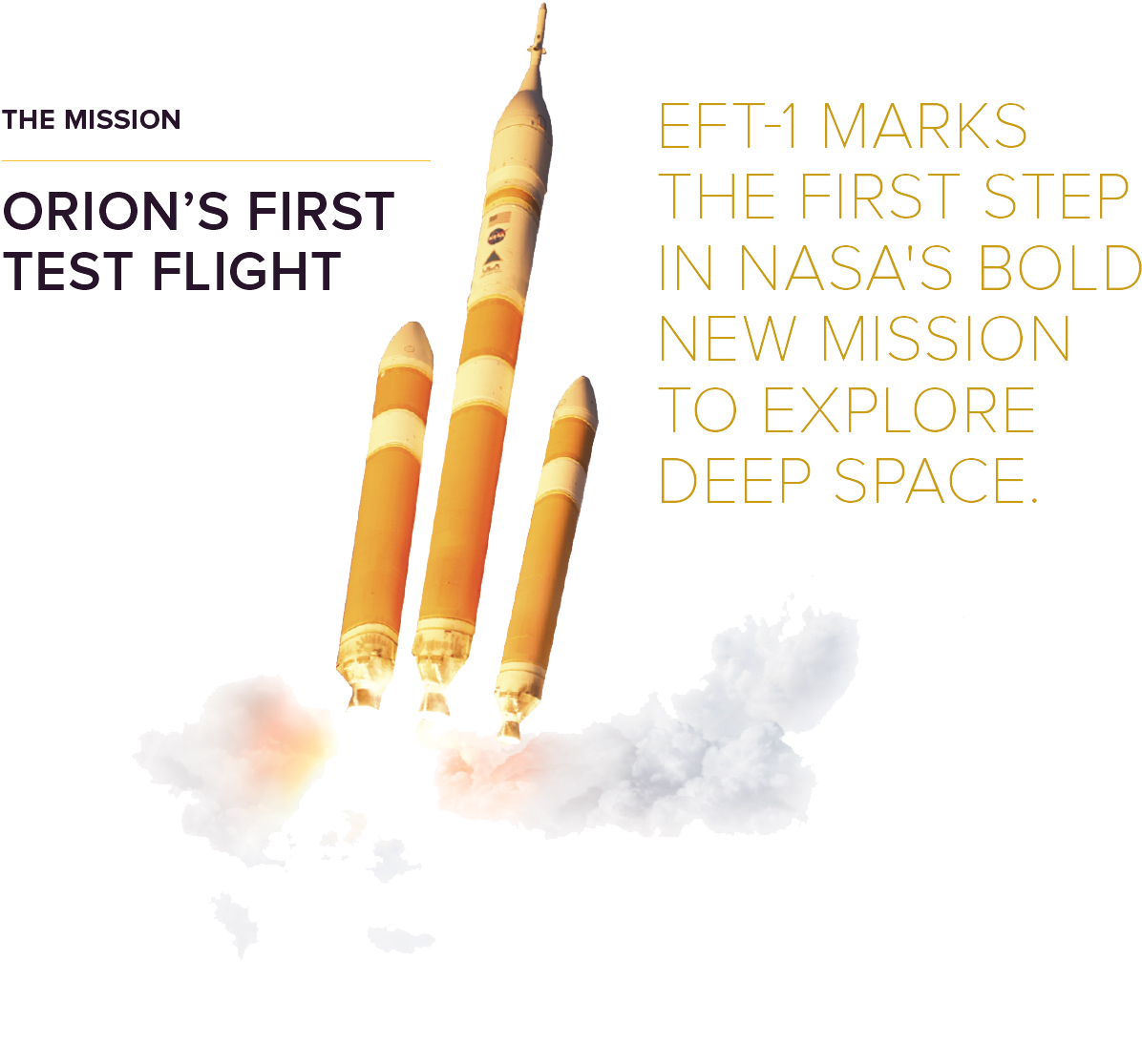 orions-first-flight
