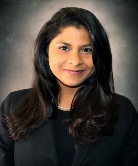 Madi Sengupta headshot